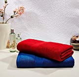 SATMPD Best Luxury 100% Cotton Super Highly Absorbent Big Size 30X60 inch Plain