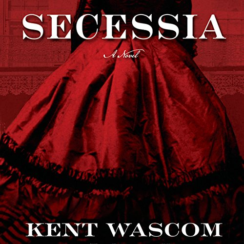 Secessia audiobook cover art