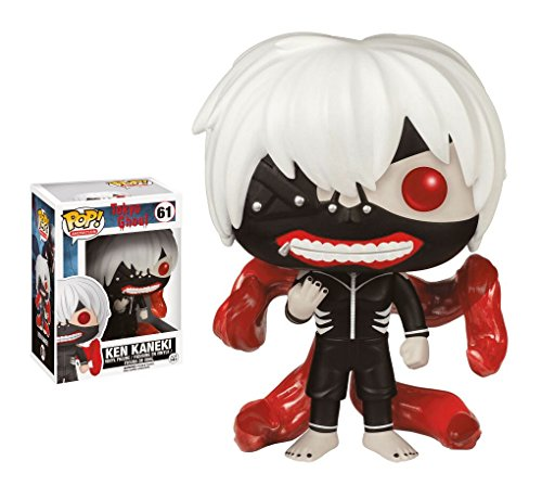 Funko POP Anime: Tokyo Ghoul Ken Action Figure,Multi-colored
