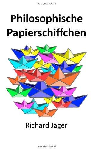 Philosophische Papierschiffchen
