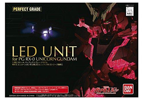 Bandai Hobby PG LED Unit for RX-0 Unicorn Gundam Model Kit (1/60...