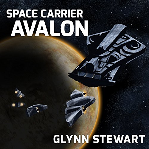 Space Carrier Avalon audiobook cover art