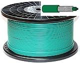 Genisys Husqvarna Automower ® kompatibles Sicherheits Kabel + Xtreme Safe-Protection Ummantelung - Mähroboter Begrenzung Schutz Draht - Kabelrolle - Ø3,8mm, Länge:500m