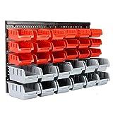 Wall Mounted <span class='highlight'>Storage</span> Bins & Backboards | Tool Organiser | Box Shelving for Garage | Shelving Units | DIY <span class='highlight'>Storage</span> Box Rack | Plastic Drawers | Pukkr