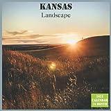 Kansas Landscape Calendar 2022: Official US State Kansas Calendar 2022, 16 Month Calendar 2022