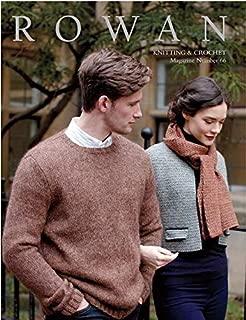 Rowan Knitting and Crochet Magazine 66-Bookbound, Fall 2019