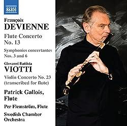 Devienne Flûte N 13/Viotti Concerto Violon N 23