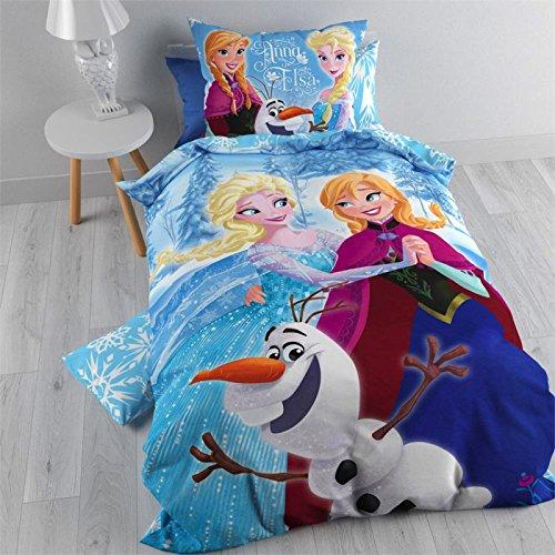 Parure de lit Reine des Neiges \