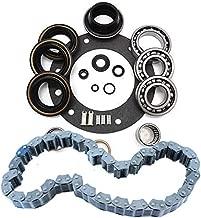 Vital Parts BK1356 / HV012 Combo Kit Fits Ford 1356 Transfer Case Rebuild Bearing and Chain Kit BW 1356 '86-'90