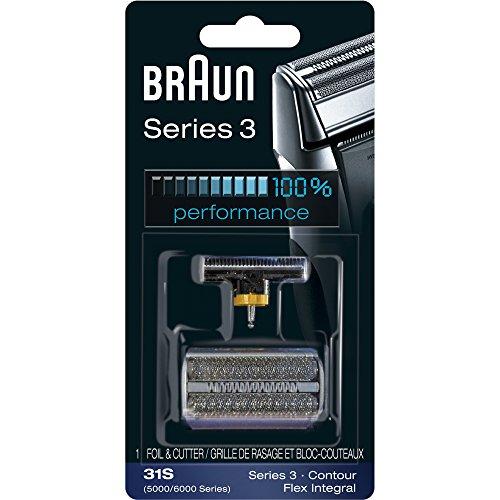 Cabezal de repuesto Braun Serie 3 31S