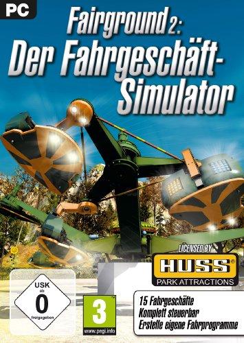 Fairground 2: Der Fahrgeschäft-Simulator
