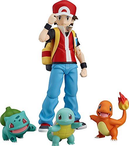 Good Smile Pokémon: figma Red Action Figure image