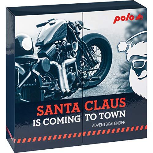 Polo Biker-Adventskalender DE/at, Unisex, Multipurpose, Winter