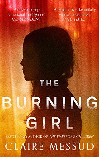 The Burning Girl (English Edition)