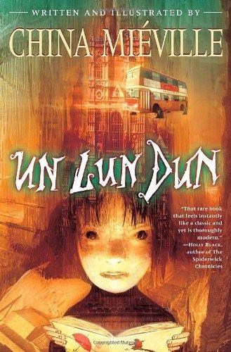 Un Lun Dun (English Edition)