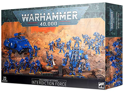 Space Marines - Battleforce: Interdiction Force