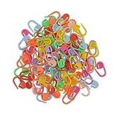 Miryo-100pcs marcadores de la puntada de plástico para...