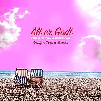 Alt er Godt (feat. Thomas Buttenschøn) [Freisig & Comaro Remixes]