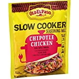 Old El Paso Slow Cooker Seasoning Mix Chipotle Chicken, 0.85 oz