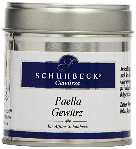 Schuhbecks Paella Gewürz, 3er Pack (3 x 65 g)