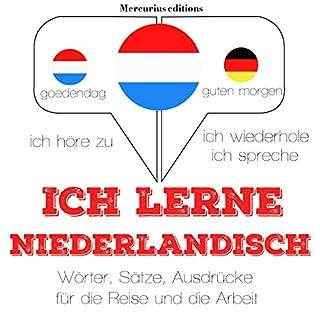 Ich lerne Niederländisch Titelbild