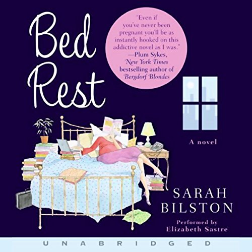 Bed Rest audiobook cover art