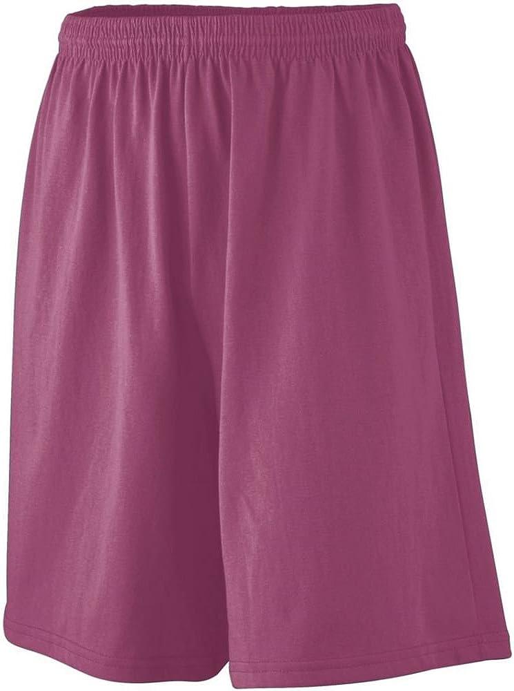 Augusta Activewear Men's shopping Longer Weekly update Length Short Jersey