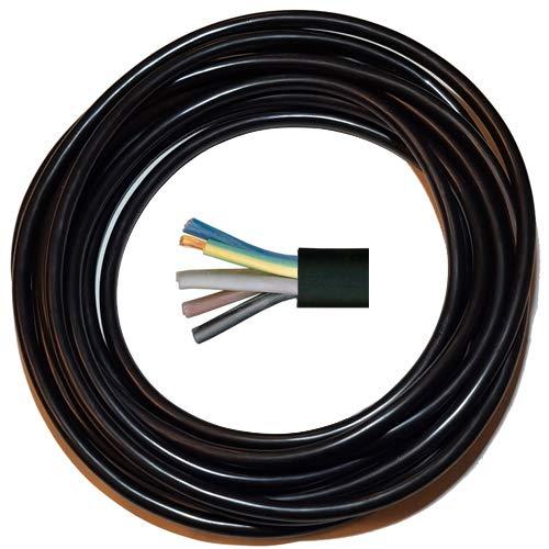 10,5m Neopren Kabel für Klimaanlage 10,5m x 5x1-5mm² Klimagerät Verlängerungskabel