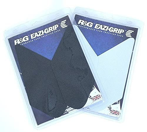 Motodak Kit Grip de réservoir R&G Racing Eazi-Grip™ translucide