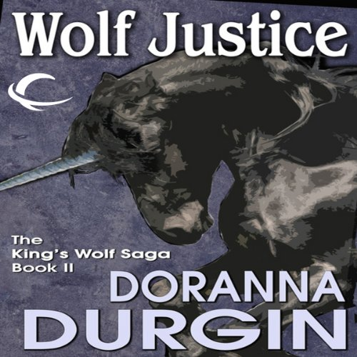 Wolf Justice audiobook cover art