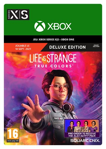 Life Is Strange: True Colors - [Pre-Purchase] - Deluxe | Xbox - Code à télécharger