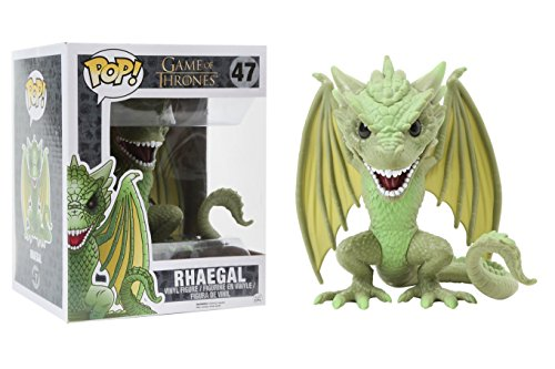 Funko - POP Game of Thrones - Rhaegal 6""