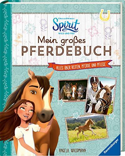Dreamworks Spirit Wild und Frei: Mein großes Pferdebuch: Alles über Reiten, Pferde und Pflege