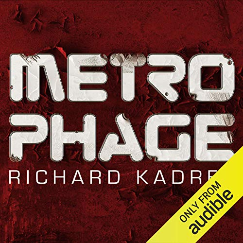 Metrophage audiobook cover art