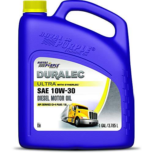 diesel engine oils Royal Purple 83456 Diesel Motor Oil 10W30 HD CI/4, 1 Gallon