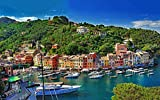 Jigsaw Puzzle 500 Piece Art for Teen Adult,Grown Up Puzzles for Beginner Large Toy Games Educational Gift Home Decor (Lake Como)
