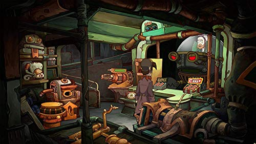 Chaos on Deponia (PS4) (New)