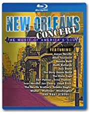 New Orleans Concert: Music of America's Soul [Blu-ray] [Import]