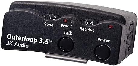 JK Audio Outerloop 3.5 F - Intercom Beltpack for Smartphones (XLR Male)