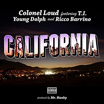 California (Ft. Ricco Barrino) - Single
