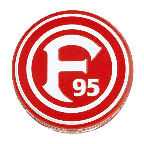 Fortuna Düsseldorf Bonbons Dosenbonbons F95 mit Kirsch- und Eisbonbongeschmack