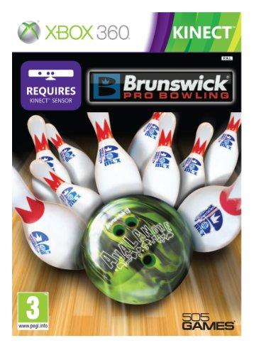 [Import Anglais]Kinect Brunswick Pro Bowling Game XBOX 360