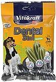Vita Fuerza Cuidado Dental Snack para perros Dental 3en 1Fresh Sticks, Lote de 3