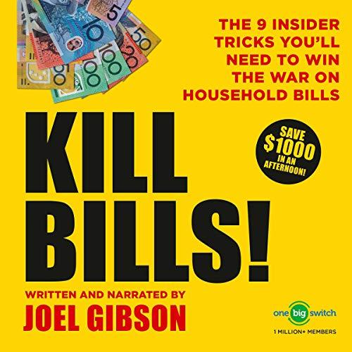 Kill Bills! cover art