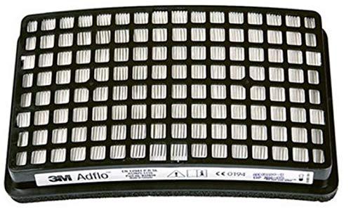 3M Adflo Partikelfilter THP 837012 Kopf- und Gesichtsschutz Automatik Schweißhelm Zubehör