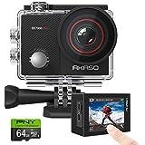 SAULEOO Video Camera Camcorder 4K 30MP Digital...