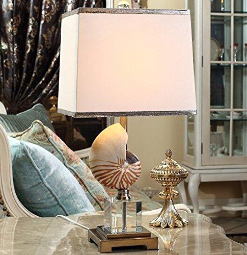 Mittelmeer Muschel Lampe Living Zimmer Jane European Lampe Lampe modern einfach Lampe kreativ
