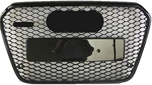 Fog Light Grille Outstanding Covers Fit for RS6 Max 71% OFF Hex Front Style Mesh H Sport