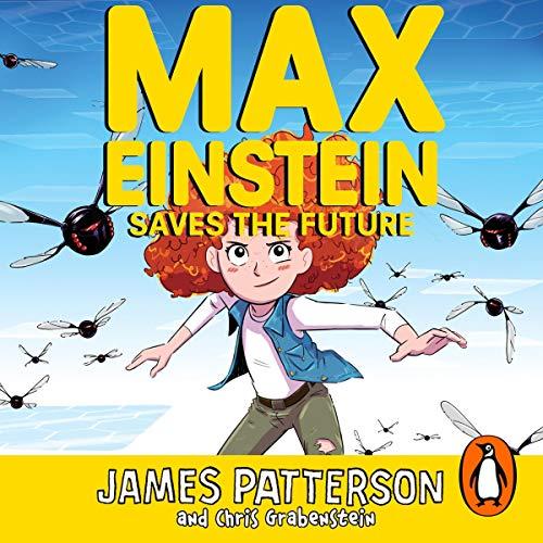 Max Einstein: Saves the Future cover art