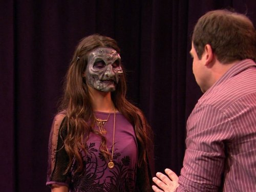 Tori the Zombie